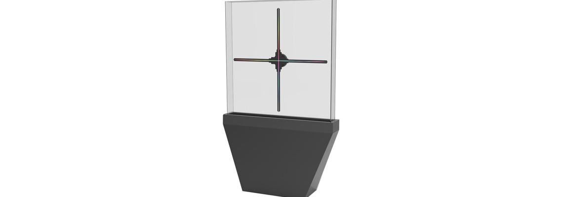 ventilateur holographique
